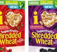 Shredded Wheat dumps macho challenge for Superfruity version