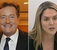 Piers Morgan hits back at MP Louise Mensch's phone hacking accusations