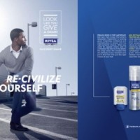 Troubled agency DraftFCB finds itself in the soup again over 'racist' Nivea ad