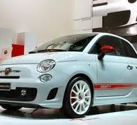 Fiat 500 drives back into the US to Jailhouse Rock