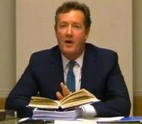 Piers Morgan plays a straight bat at Leveson phone-hacking inquiry - but could someone have a disabling googly up their sleeve?