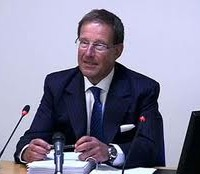 Express owner Richard Desmond skewered by Leveson Inquiry over treatment of McCann family