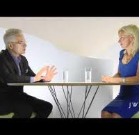 JWT boss Bob Jeffrey quizzes Facebook sales chief Carolyn Everson