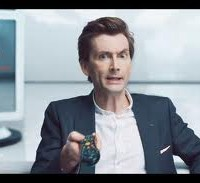 Virgin and BBH walk into a row with the BBC over new David Tennant 'Dr Who' campaign