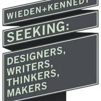 There must have been something in the water back in 1982 - Wieden+Kennedy and BBH both turn 30