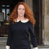 Now Rebekah Brooks handbags the CPS - twice in one day