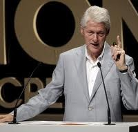 Bill Clinton says he's a fan of Grey's DirecTV ad