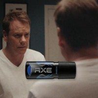 High-school wimp fails to get his girl... where was Axe when Agent Jack Bauer needed it?