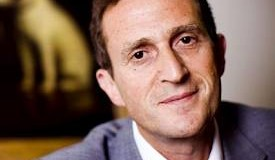 HMV's Simon Fox takes on mission very difficult indeed at Trinity Mirror