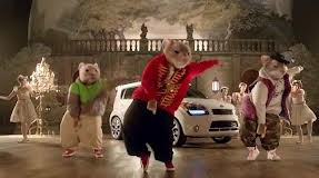 Kia's hamsters turn to the opera for new Soul