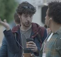 72andSunny's new Samsung Galaxy campaign shows the Brits how to do it (and knock Apple)