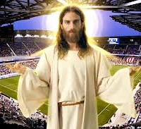 Bookmaker Paddy Power does Jesus for Italy launch