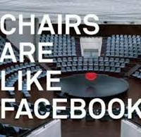 Let's get to the bottom of this pressing issue - are chairs really like Facebook?