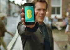 Does Kevin bring home the Bacon for EE's new 4G?
