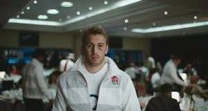 O2 misses the posts with Chris Robshaw VCCP ad