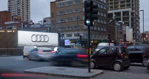 Audi Ice Rings aldgate