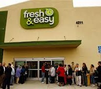 Tesco to dump failed US venture Fresh & Easy
