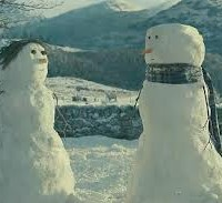 Are the John Lewis snowmen actually white British consumers in disguise?