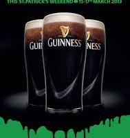 Saatchi paints the town black for Guinness