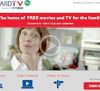Resurgent Tesco launches free Clubcard TV