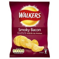 Walkers ad says it's using real food - whatever next?