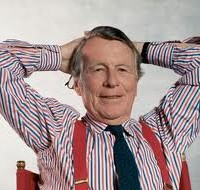 George Parker: how I met David Ogilvy - twice