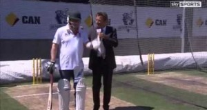 Piers Morgan – from chat show host to cricket punchbag