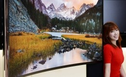 Welcome to this year's Consumer Electronics Show – and a $70,000 'smartest' TV from LG