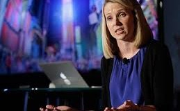 Marissa Mayer unveils new Yahoo line-up at CES