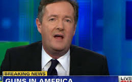 Now CNN drops under-fire chat show host Piers Morgan