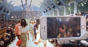 Burberry and Apple team for fashion connection