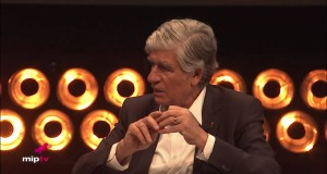 Spend half an hour at MIPTV with Maurice Levy