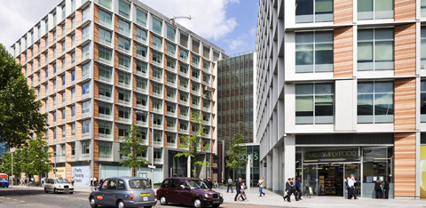 Omnicom agencies to move into giant London HQ