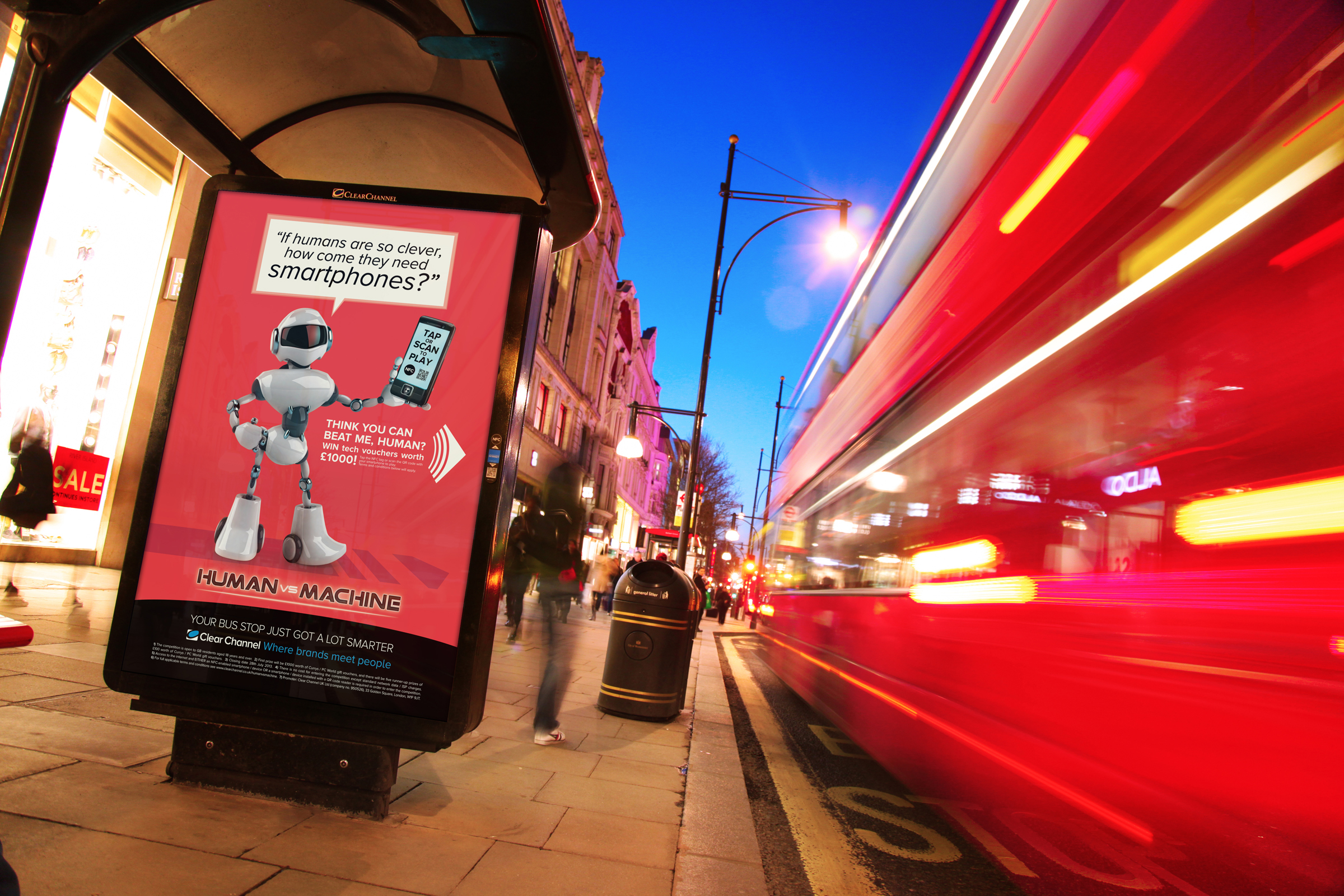 Jc Decaux To Challenge Clear Channel With Knockout Bid For London Bus Shelters Poster Contract Maa