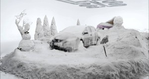 W+K London blows Hot and Cold for Honda