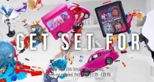 CHI takes new Argos campaign into the toy department