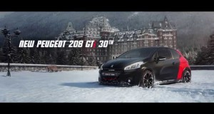 Peugeot harks back to boy racer 205 era in launch campaign for new 208 GTI
