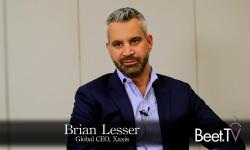 Xaxis boss Brian Lesser on the future of digital video and WPP's role in a brave new media world