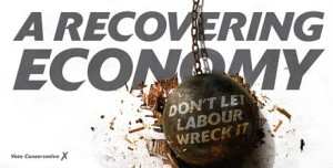 M&C Saatchi strides into action for the Tory election campaign with 'Wrecking Ball'