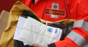 Royal Mail Group Ltd. Distribution Center Ahead Of Possible IPO