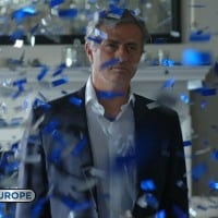 Are Mourinho's moods in the BT Sport script?