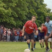 Carlsberg's 'kickabout' sets off in pursuit of 'pub team'