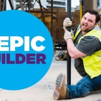 Moneysupermarket unearths 'epic builder' Colin