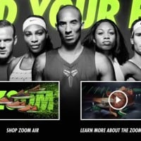 Nike launches Zoom with 'world's fastest commercial'
