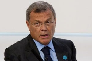 WPP Group Chief Executive Officer Martin Sorrell speaks at the Global Investment Conference 2012 in London