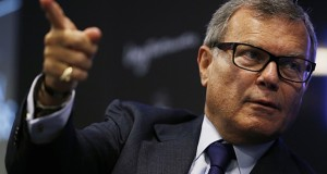 What does WPP's Sorrell think of the Publicis revamp?