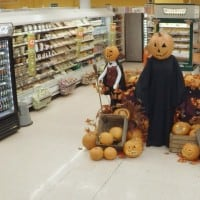 BBH scores for Tesco with Halloween 'Spookermarket'