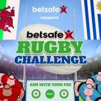 Betsafe streams on with Captive Media RWC game