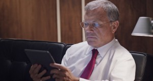 Sir Martin Sorrell fronts Wall Street Journal campaign