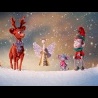 Myer/Aardman: it's Christmas cobber so get your skis on